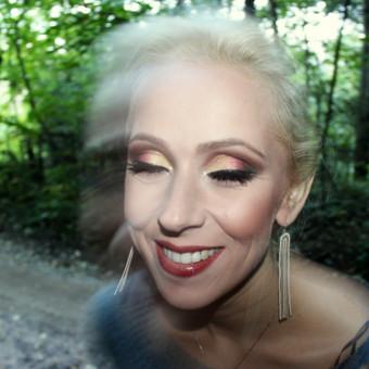 rudens makiazas su Ineta Stasiulyte :)