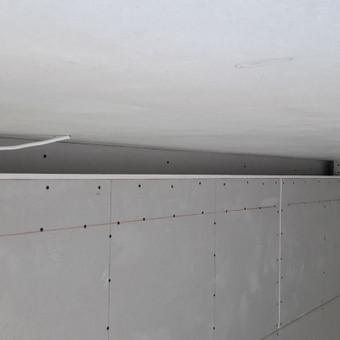Gipso kartono montavimas Klaipėdoje / Edvinas Aleksandravicius / Darbų pavyzdys ID 487599