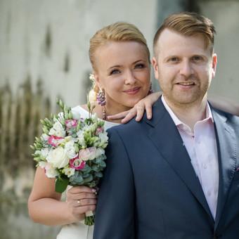 GiZ foto - vestuvių, krikštynų, fotosesijų fotografavimas / Gintarė Žaltauskaitė / Darbų pavyzdys ID 487803