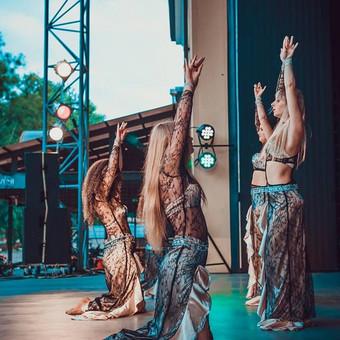 """Rytietiškų pilvo šokių šou grupė """"Lukum"""" Jūsų šventei. / Dėl pasirodymo / Darbų pavyzdys ID 487837"""