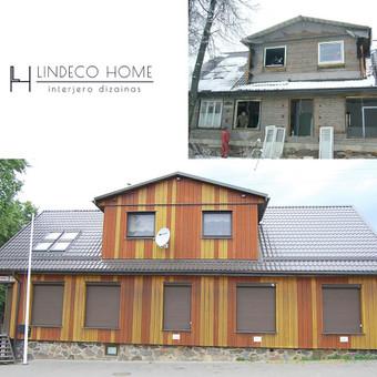 2006-2008m namo rekonstrukcija ( eksterjeras ir interjeras)