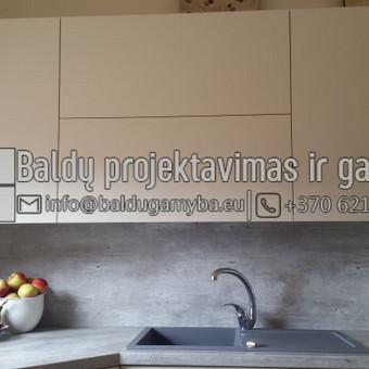 BALDŲ GAMYBA ASMENIŠKAI JUMS! / Eitvydas Lašas / Darbų pavyzdys ID 488205