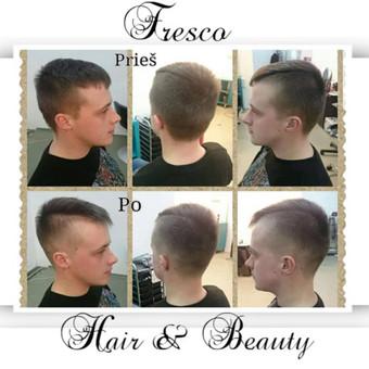 Fresco Hair & Beauty grožio studija / Fresco grožio studija / Darbų pavyzdys ID 488277