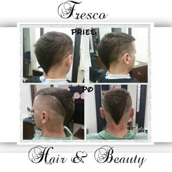 Fresco Hair & Beauty grožio studija / Fresco grožio studija / Darbų pavyzdys ID 488281