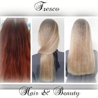Fresco Hair & Beauty grožio studija / Fresco grožio studija / Darbų pavyzdys ID 488379