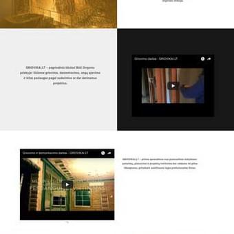 Internetinių Svetainių kūrimas - El.parduotuvės / Mantas M. / Darbų pavyzdys ID 488485