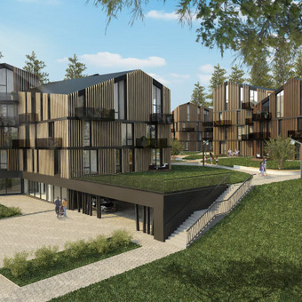 Architektų, interjero dizainerių biuras Vilniuje / Urban architects, UAB / Darbų pavyzdys ID 488563