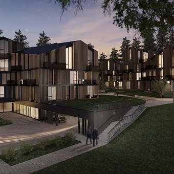 Architektų, interjero dizainerių biuras Vilniuje / Urban architects, UAB / Darbų pavyzdys ID 488565