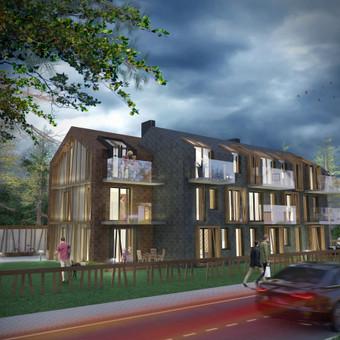 Architektų, interjero dizainerių biuras Vilniuje / Urban architects, UAB / Darbų pavyzdys ID 488683