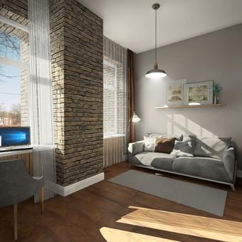Architektų, interjero dizainerių biuras Vilniuje / Urban architects, UAB / Darbų pavyzdys ID 488687