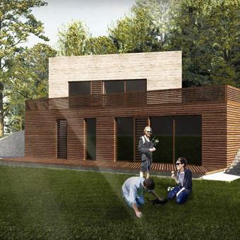 Architektų, interjero dizainerių biuras Vilniuje / Urban architects, UAB / Darbų pavyzdys ID 488703