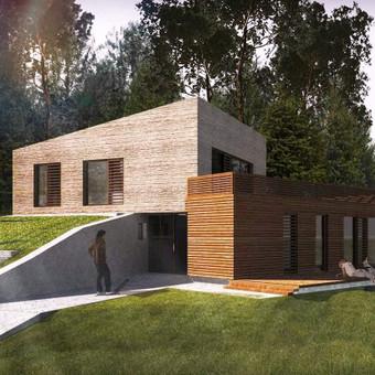 Architektų, interjero dizainerių biuras Vilniuje / Urban architects, UAB / Darbų pavyzdys ID 488705