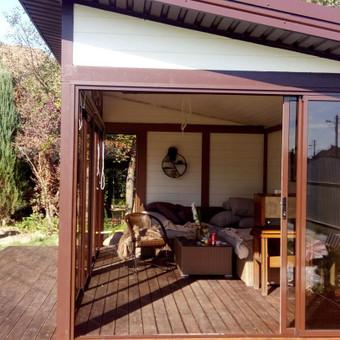 Senu mediniu namu renovacija,rekonstrukcija / Aivaras / Darbų pavyzdys ID 488713