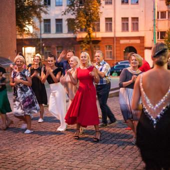 Šokių pamokos, Vestuvinis šokis, Šou, Šokiai renginiuose / ŠOKIO MAGIJA / Darbų pavyzdys ID 488849