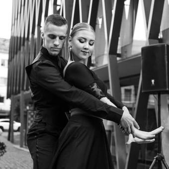Šokių pamokos, Vestuvinis šokis, Šou, Šokiai renginiuose / ŠOKIO MAGIJA / Darbų pavyzdys ID 488853