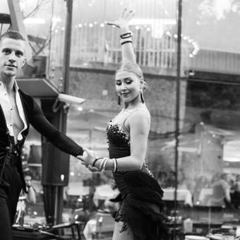 Šokių pamokos, Vestuvinis šokis, Šou, Šokiai renginiuose / ŠOKIO MAGIJA / Darbų pavyzdys ID 488857