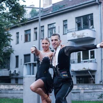 Šokių pamokos, Vestuvinis šokis, Šou, Šokiai renginiuose / ŠOKIO MAGIJA / Darbų pavyzdys ID 488861