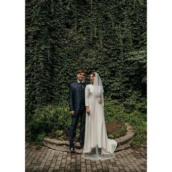 Vestuvinių ir proginių suknelių siuvėja Vilniuje / Oksana Dorofejeva / Darbų pavyzdys ID 489403