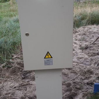 Atestuoto elektriko paslaugos / Laimonas / Darbų pavyzdys ID 489421