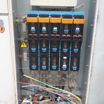 Atestuoto elektriko paslaugos / Laimonas / Darbų pavyzdys ID 489425