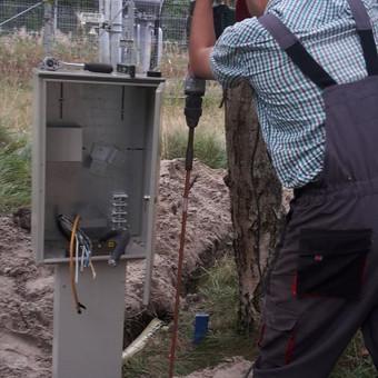 Atestuoto elektriko paslaugos / Laimonas / Darbų pavyzdys ID 489419