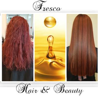 Fresco Hair & Beauty grožio studija / Fresco grožio studija / Darbų pavyzdys ID 489573