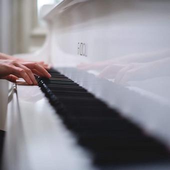 Pianistė Justė Kazakevičiūtė / Justė Kazakevičiūtė / Darbų pavyzdys ID 490153
