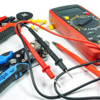 Elektrikas, elektros darbai / Vilius / Darbų pavyzdys ID 490241