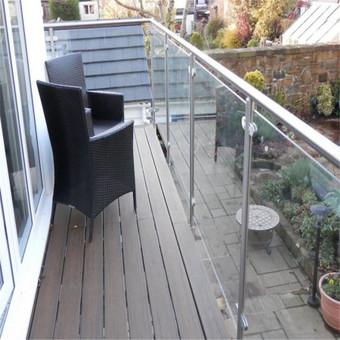 Turėklai iš nerūdijančio plieno ir vidaus durys / Vaidmanta MB / Darbų pavyzdys ID 490529
