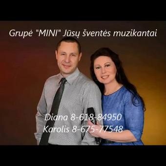 """Grupė """"MINI"""" Jūsų šventės muzikantai / Grupė """"Mini"""" / Darbų pavyzdys ID 491183"""