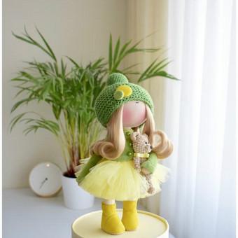 Rankų darbo lėlės / MiniMe - Interior Dolls / Darbų pavyzdys ID 491295