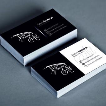 Grafinis dizainas / reklama / Romas Šambarys / Darbų pavyzdys ID 71222