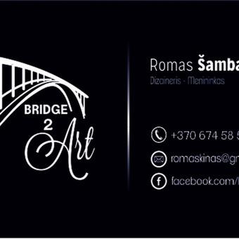 Grafinis dizainas / reklama / Romas Šambarys / Darbų pavyzdys ID 71223