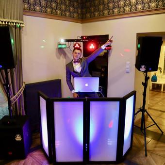 """""""Heart Beats DJs"""" - Renginių DJ ir Vedėjo Paslaugos / Jevgenij Šiškov / Darbų pavyzdys ID 491501"""