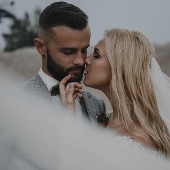 Vestuvių kainos apie 600e už 8 val / Agata Studio / Darbų pavyzdys ID 491609