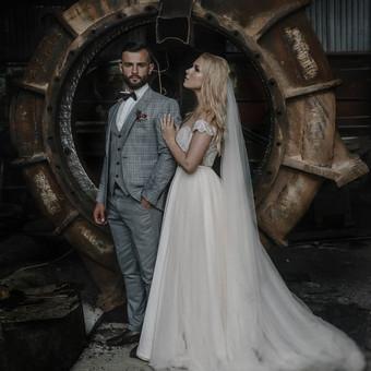 Vestuvių kainos apie 600e už 8 val / Agata Studio / Darbų pavyzdys ID 491611