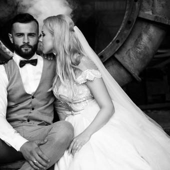 Vestuvių kainos apie 600e už 8 val / Agata Studio / Darbų pavyzdys ID 491617