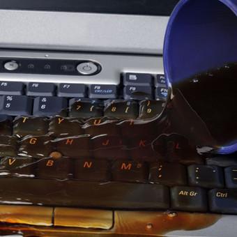 Karališkas nešiojamų kompiuterių remontas : / LaptopKing / Darbų pavyzdys ID 491645