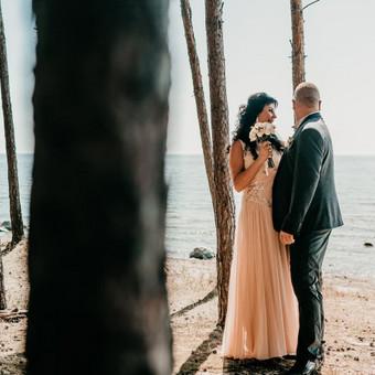 Vestuvių fotografas / Klaudijus Mėčius / Darbų pavyzdys ID 491743