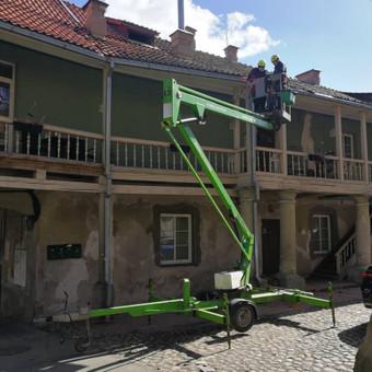 Aukštalipio paslaugos visoje Lietuvoje / Joris Besasparis / Darbų pavyzdys ID 492291