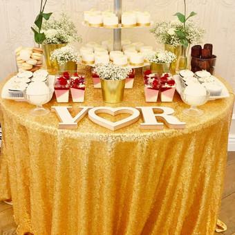 Vestuvių planuotoja, dekoratorė, koordinatorė / Ir Ideas / Darbų pavyzdys ID 492587