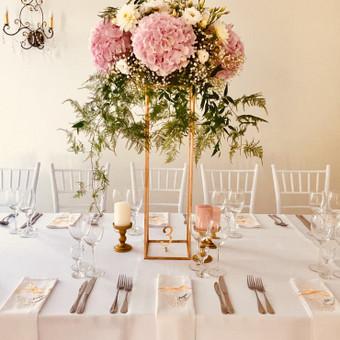 Vestuvių planuotoja, dekoratorė, koordinatorė / Ir Ideas / Darbų pavyzdys ID 492591