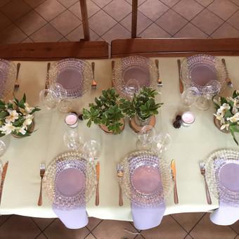 Vestuvių planuotoja, dekoratorė, koordinatorė / Ir Ideas / Darbų pavyzdys ID 492605