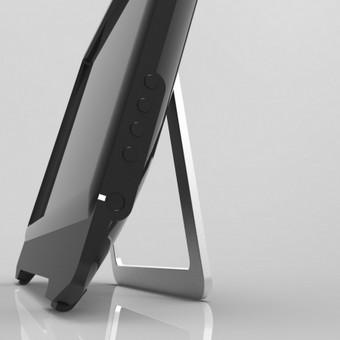 <p>Kompiuterio monitoriaus 3D modeliavimas ir vizualizacija</p>