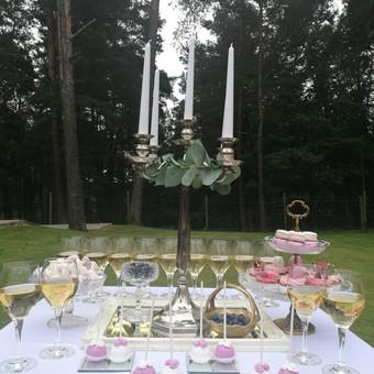 Šampano staliukas ASSTI / ASSTI / Darbų pavyzdys ID 492841
