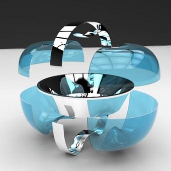 3D modeliavimas, spausdinimas, vizualizacijų kūrimas / Gintarė Černiauskaitė / Darbų pavyzdys ID 71353