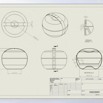 3D modeliavimas, spausdinimas, vizualizacijų kūrimas / Gintarė Černiauskaitė / Darbų pavyzdys ID 71354