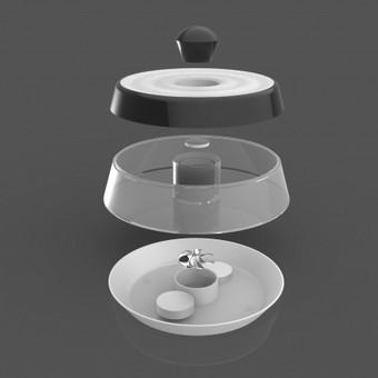 3D modeliavimas, spausdinimas, vizualizacijų kūrimas / Gintarė Černiauskaitė / Darbų pavyzdys ID 71362