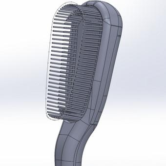 3D modeliavimas, spausdinimas, vizualizacijų kūrimas / Gintarė Černiauskaitė / Darbų pavyzdys ID 71359