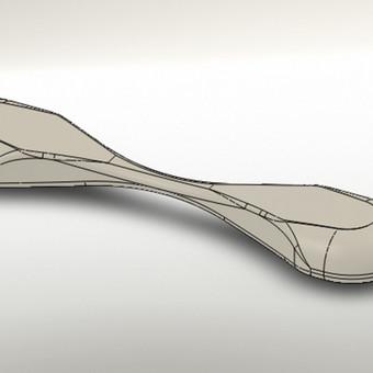 3D modeliavimas, spausdinimas, vizualizacijų kūrimas / Gintarė Černiauskaitė / Darbų pavyzdys ID 71369